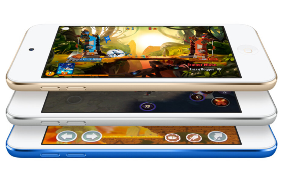 The latest version of the Apple iPod touch - This could be the real reason why Apple is offering a new iPod touch