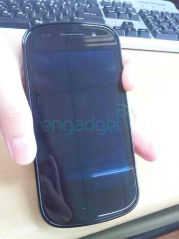 Is this the Nexus S in the flesh?