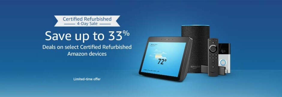Amazon has select Fire tablets, Kindles, and Echos on sale at massive discounts (refurbished)