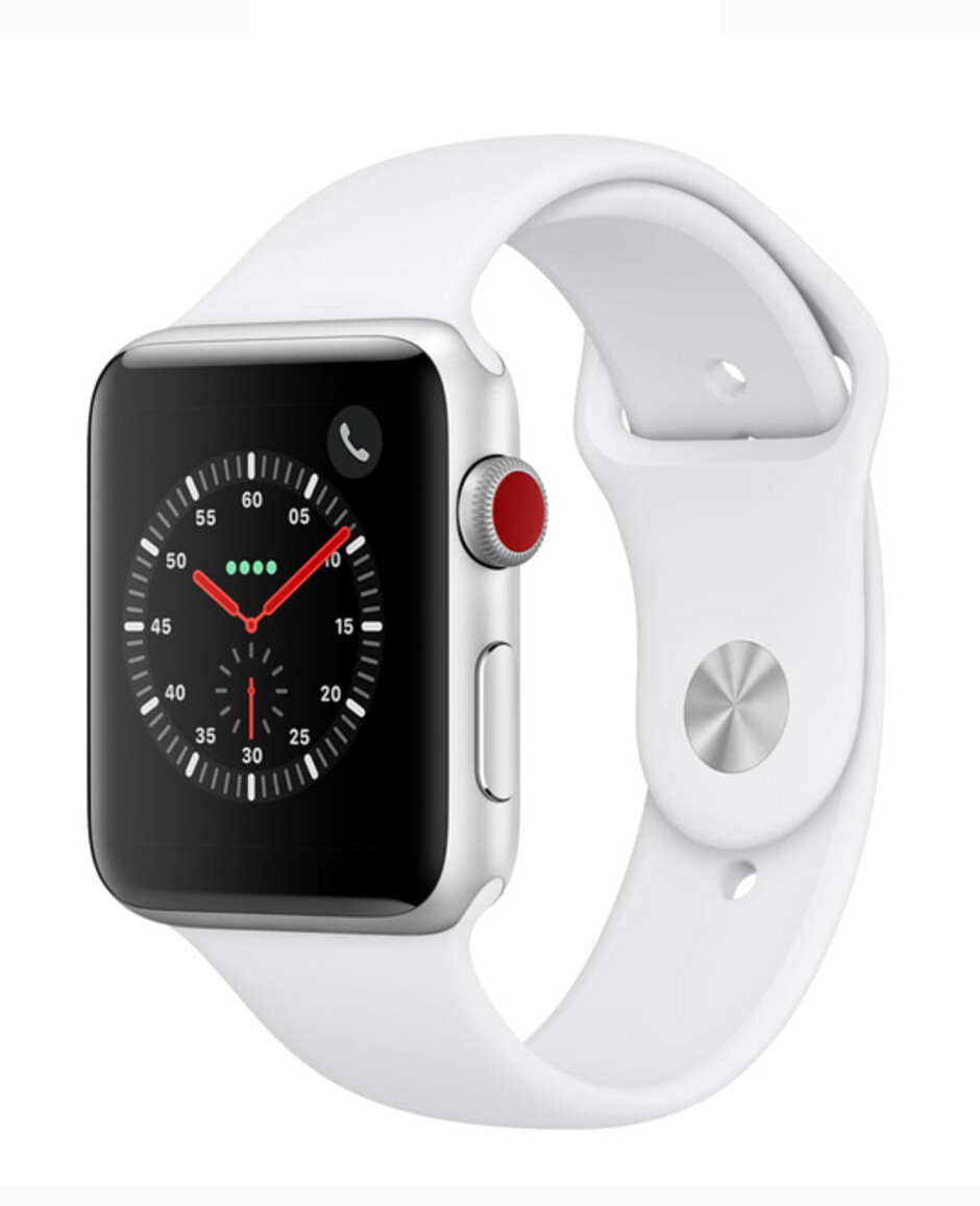 The Apple Watch Series 3 GPS + Cellular model is $329 at Walmart - Walmart has some great Father's Day deals on Apple devices