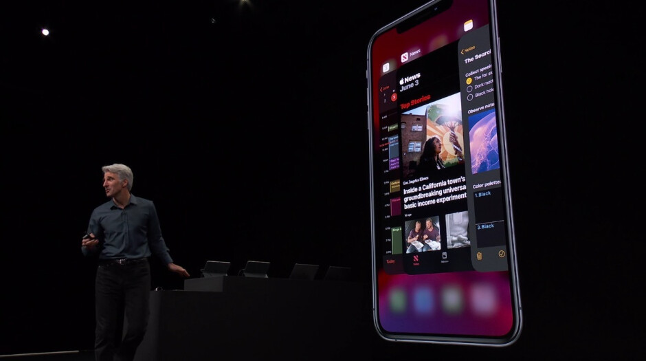 System-wide dark mode is coming to iOS 13 - New feature in iOS 13 gives users more control over apps that track their location