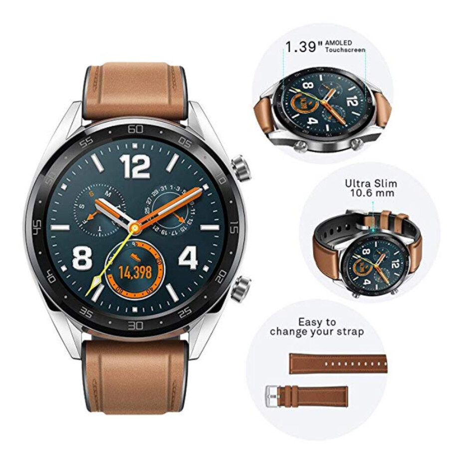 Huawei Watch GT Classic - Huawei Watch GT and GT Classic are on sale in the states