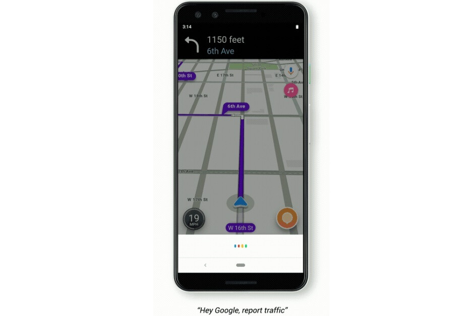 You can now keep your eyes on the road at all times with Google Assistant on Waze