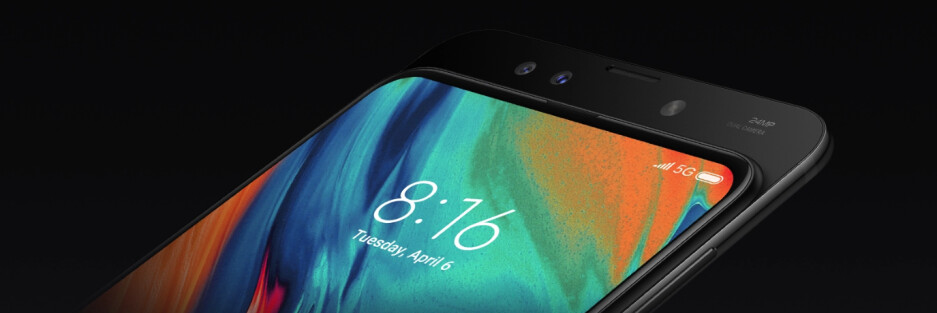 That tiny 5G icon is what the Mi Mix 3 5G is all about - How long before 5G becomes a standard flagship smartphone feature?