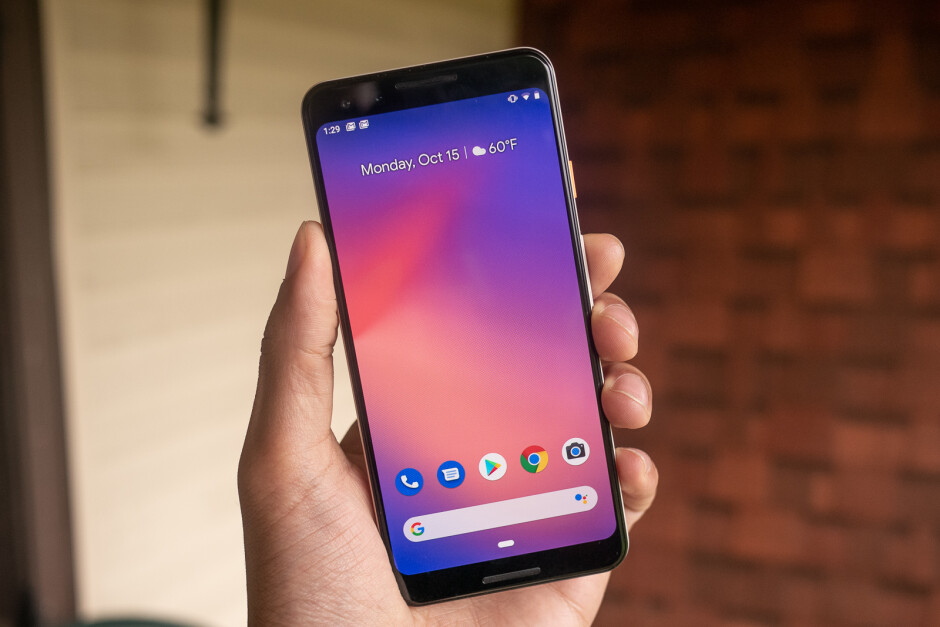 The Pixel 4 may include a more natural-looking display - Google Pixel 4 could include new feature that dramatically improves display