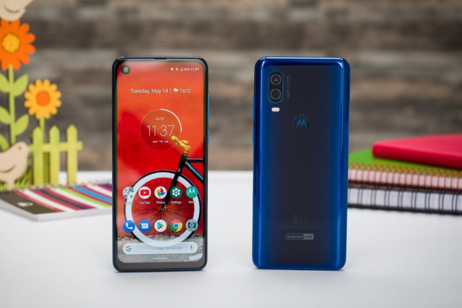 The One Action will look similar to the One Vision but feel slightly less premium to the touch - Here's everything you need to know about Motorola's next 'hole punch' mid-ranger