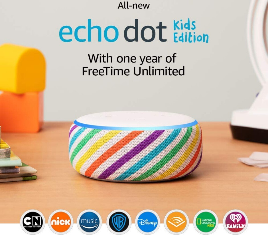 Amazon unveils all-new Echo Dot Kids Edition, and it's already on sale at a nice discount