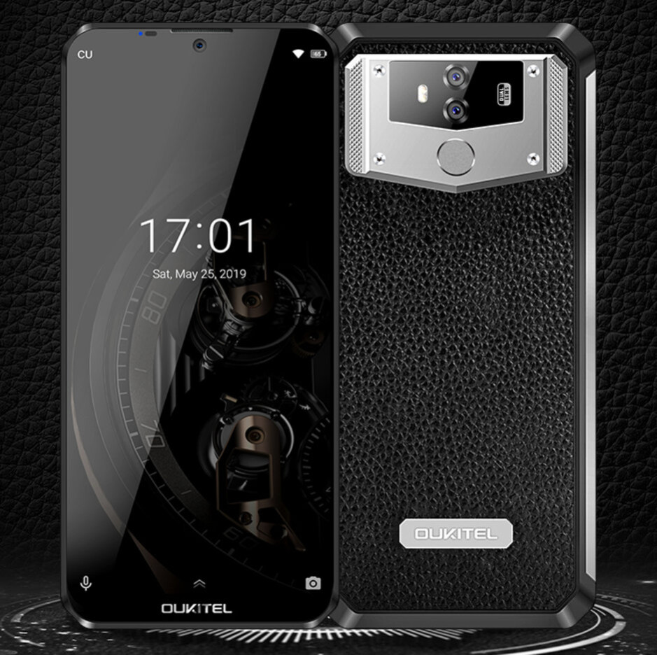 Oukitel K12: the big battery, back in style