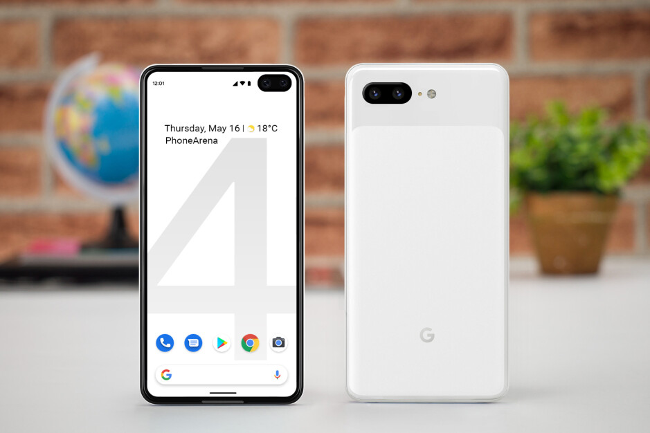 The first prototype Google saw looked like this - Google Pixel 4: Here's what reportedly went on behind the scenes