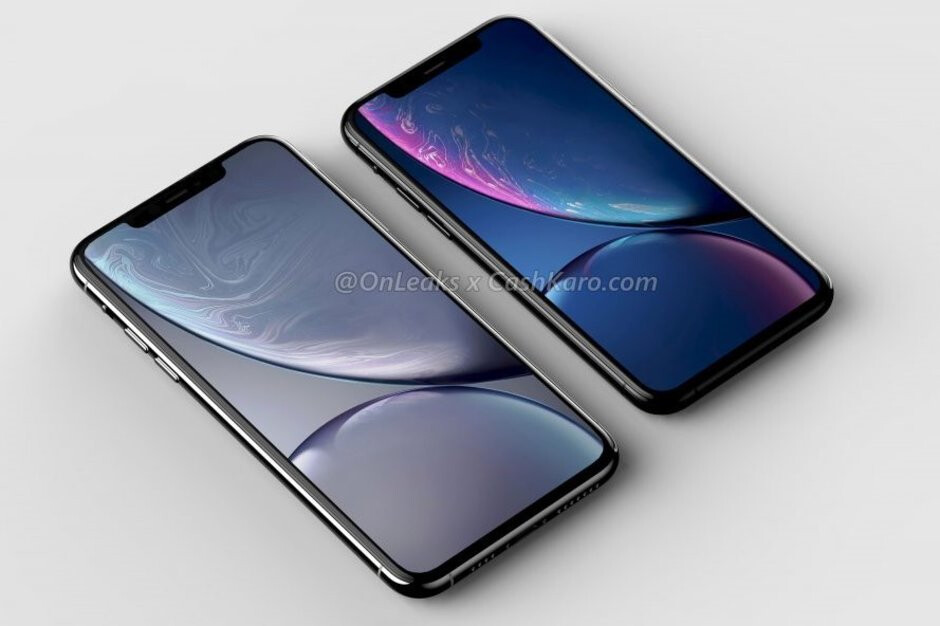 The 2019 models will look virtually the same from the front - The 2019 iPhones will 'lack novelty' features, analysts suggest