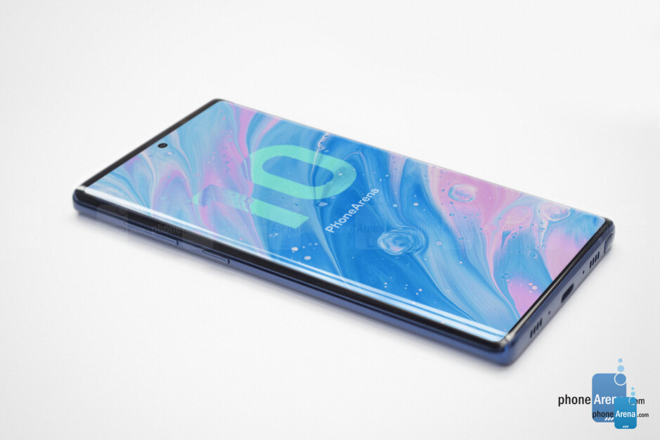 Galaxy Note 10 concept image - Galaxy Note 10 price and release date expectations: in-depth analysis