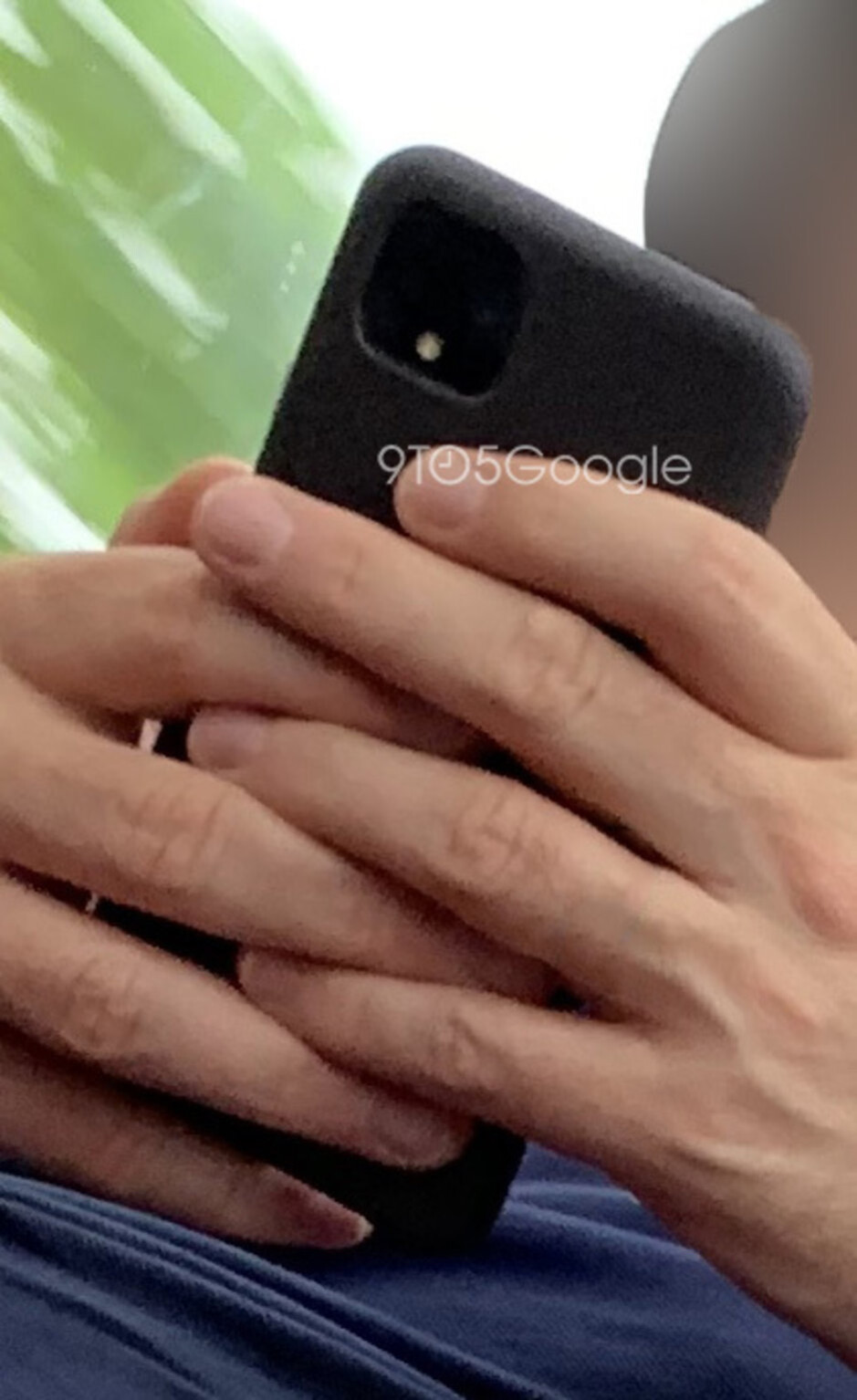 Forget renders – real Google Pixel 4 spotted in the wild