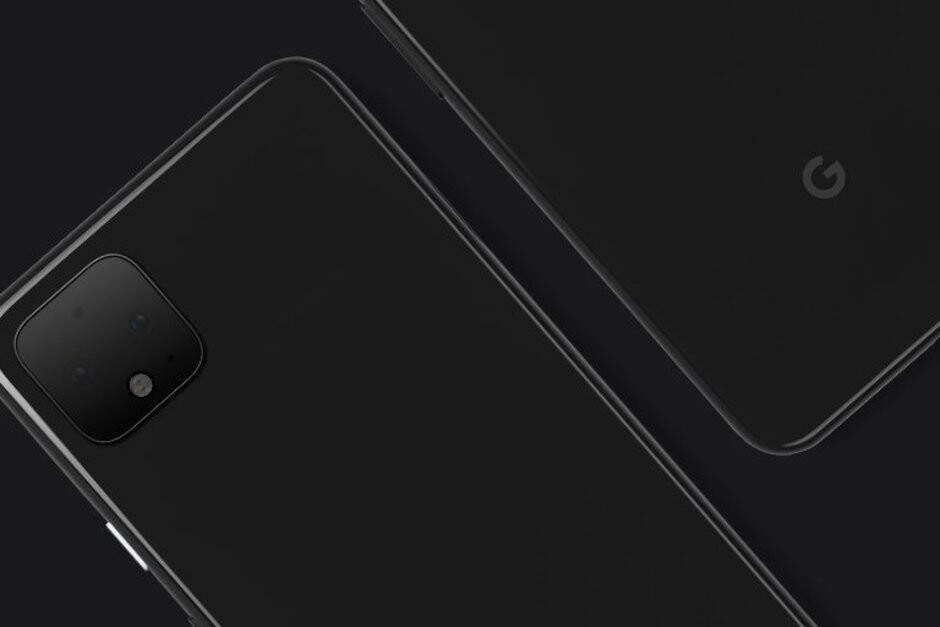 Compare the above image to these official renders that Google itself released earlier - Forget renders – real Google Pixel 4 spotted in the wild