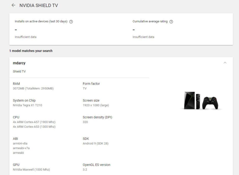 New NVIDIA SHIELD TV set-top box codename 'mdarcy' - NVIDIA may launch new, more powerful SHIELD Android TV box soon