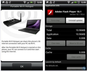 Android 2.2 Froyo update is now available for Virgin Mobile's HTC Desire.