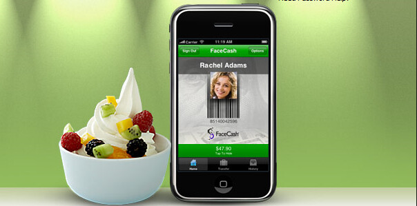 Pay for your froyo with Face Cash - Eat like Jared, but pay with your own style using Face Cash