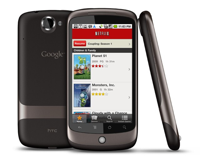 Netflix could be streaming movies to Android flavored phones early next year - Netflix coming soon to an Android near you in 2011