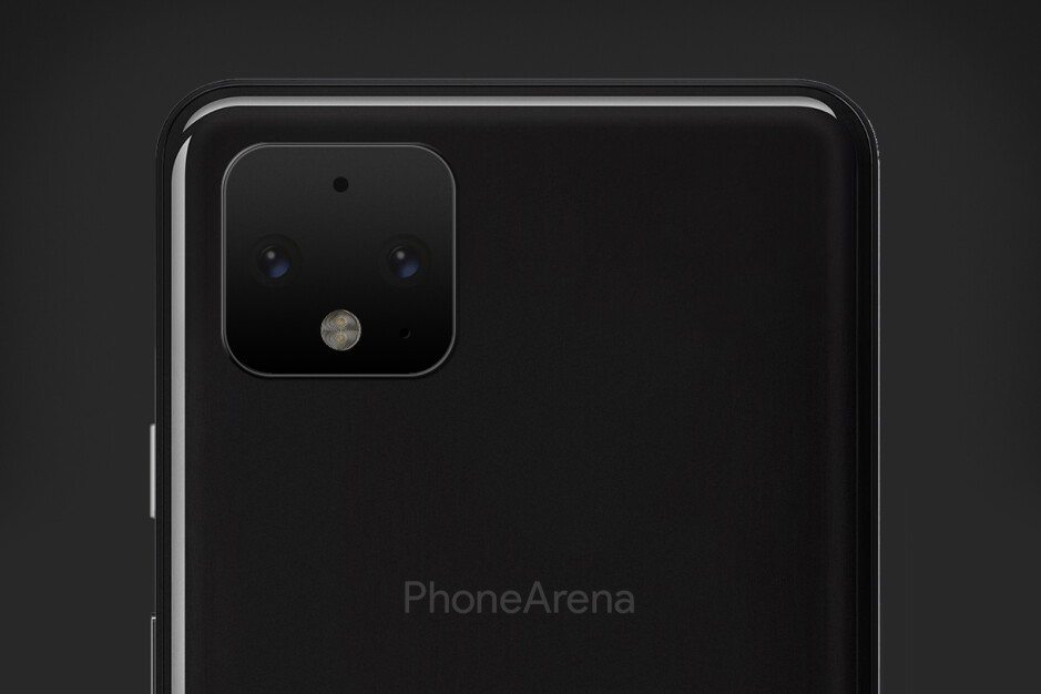 Pixel 4 render based on Google's latest teaser - Are camera bumps becoming a symbol of photography prowess?