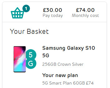 EE UK - do you want a 5G phone for Verizon's plan pricing, too? - Verizon, AT&T and T-Mobile's plan prices are globally high, and 5G is not to blame