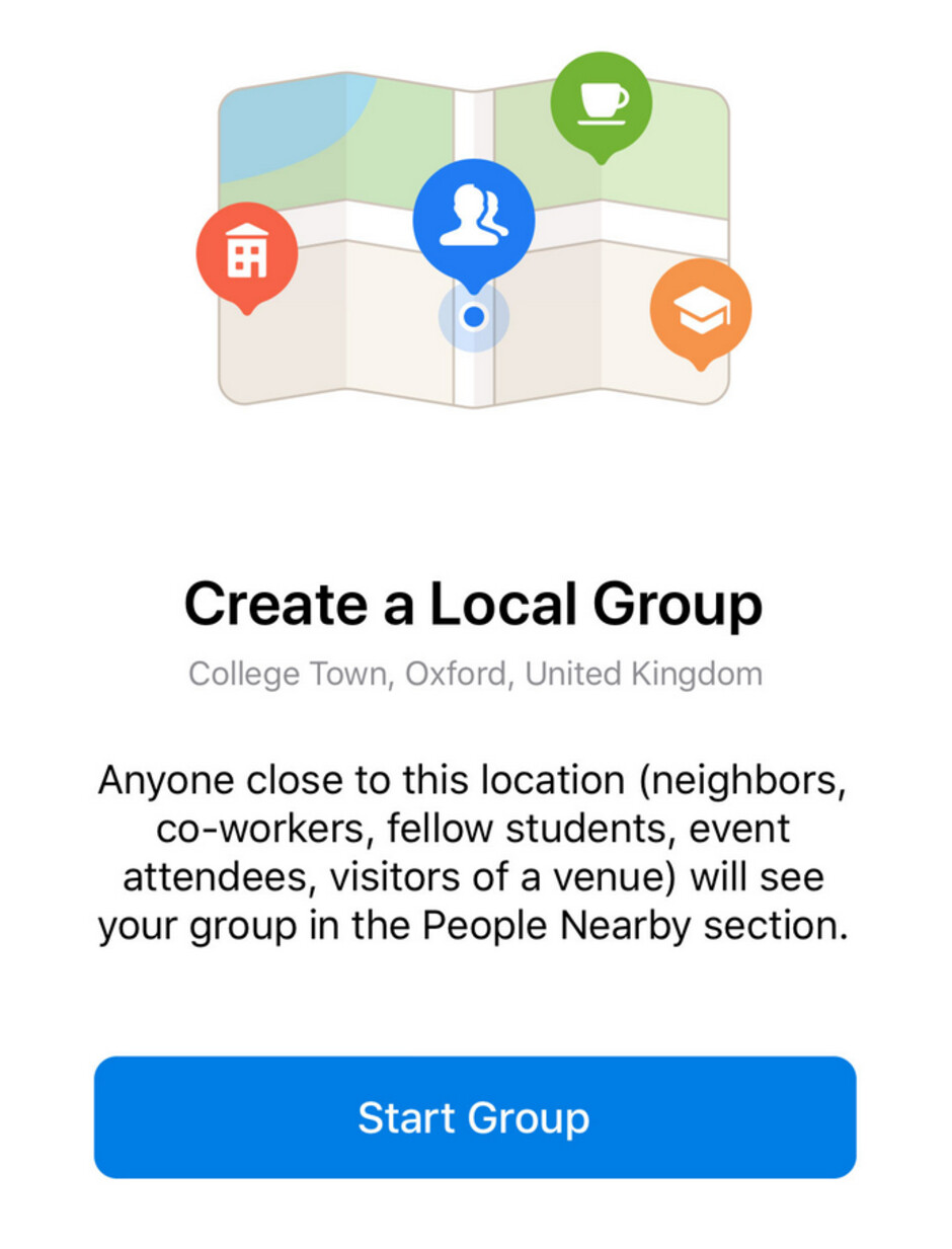 Search for and create a local group nearby - Telegram update adds location-based chats and much more