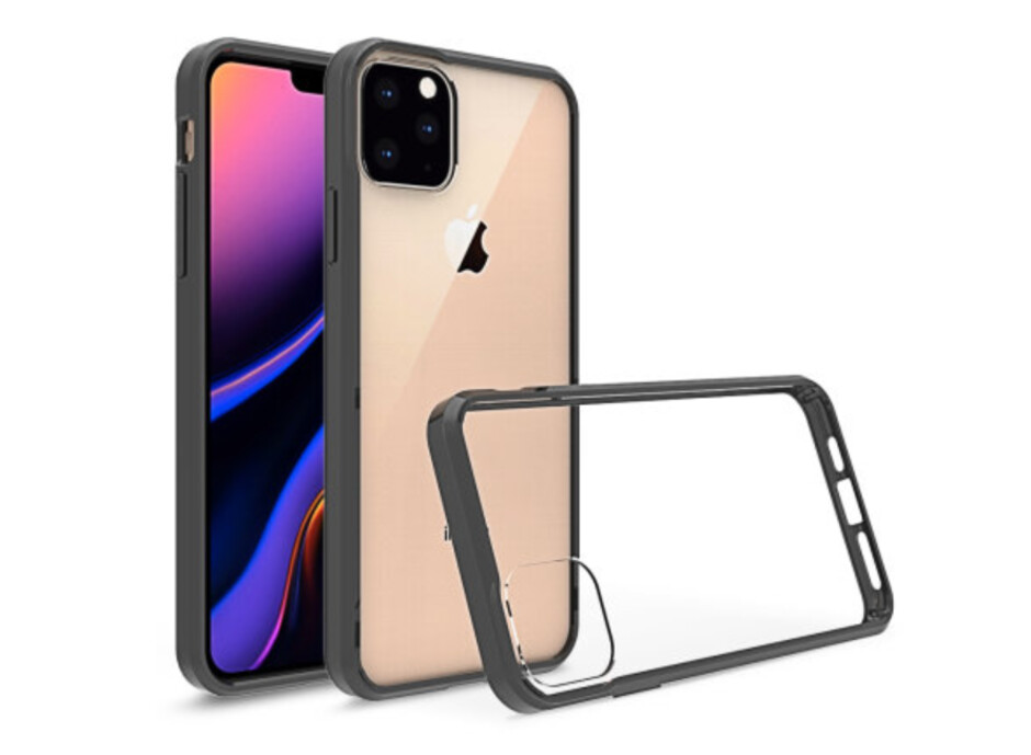 Case renders for the iPhone 11 Max show that the phone will have a Lightning port - Case renders for Apple iPhone 11 Max show that Apple might have made an important decision