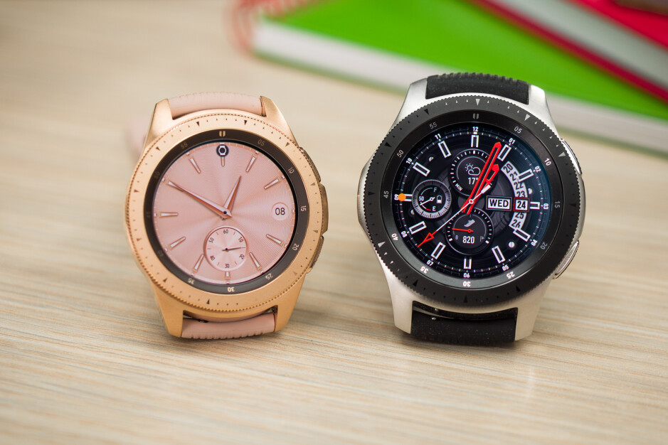 Samsung Galaxy Watch - Apple Watch Series 4 outsold every other smartwatch in 2018