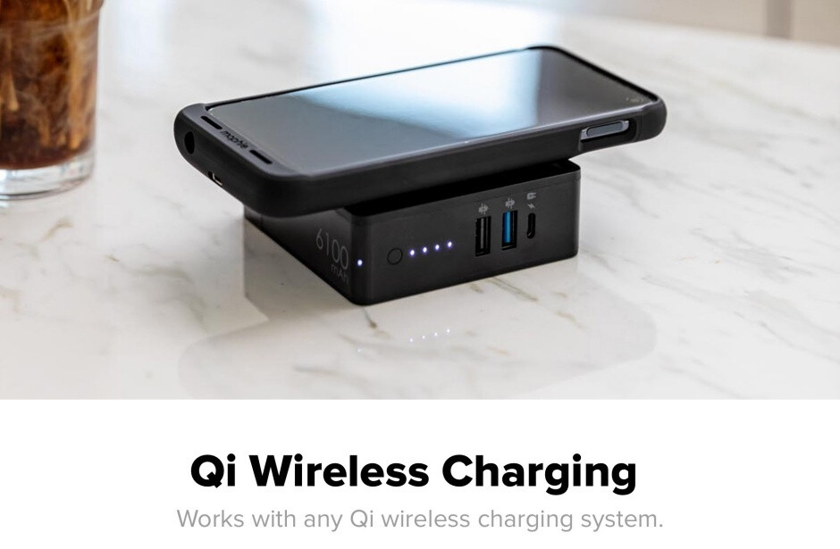 Mophie unveils 3-in-1 Powerstation Hub with wireless charging and portable battery functionality