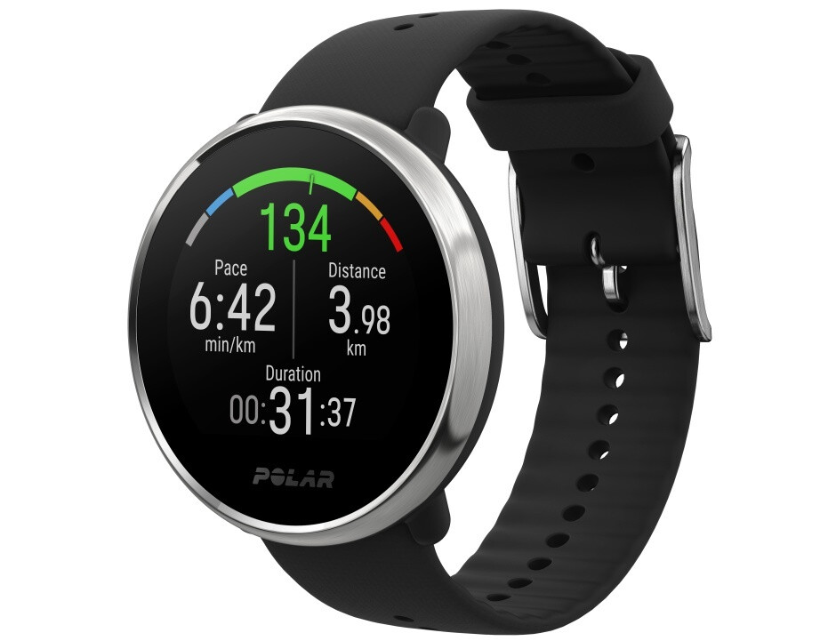 New Polar 'fitness watch' touts stellar battery life and cutting-edge health tracking features