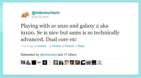 If true,the Samsung Nexus S (aka Google Nexus Two) could be rocking with a Dual-Core processor when launched before the end of 2010 - Dual-Core processor for Samsung Nexus S is confirmed by a tweet