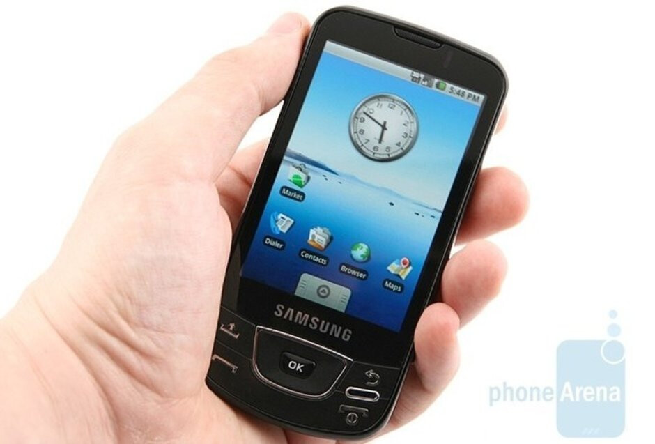 The Samsung Galaxy, launched ten years ago today - Happy 10th anniversary to the Samsung Galaxy, Sammy's first Android phone