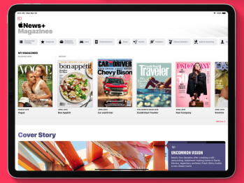 Apple News+ is not generating the amount of revenue that Apple projected for publishers