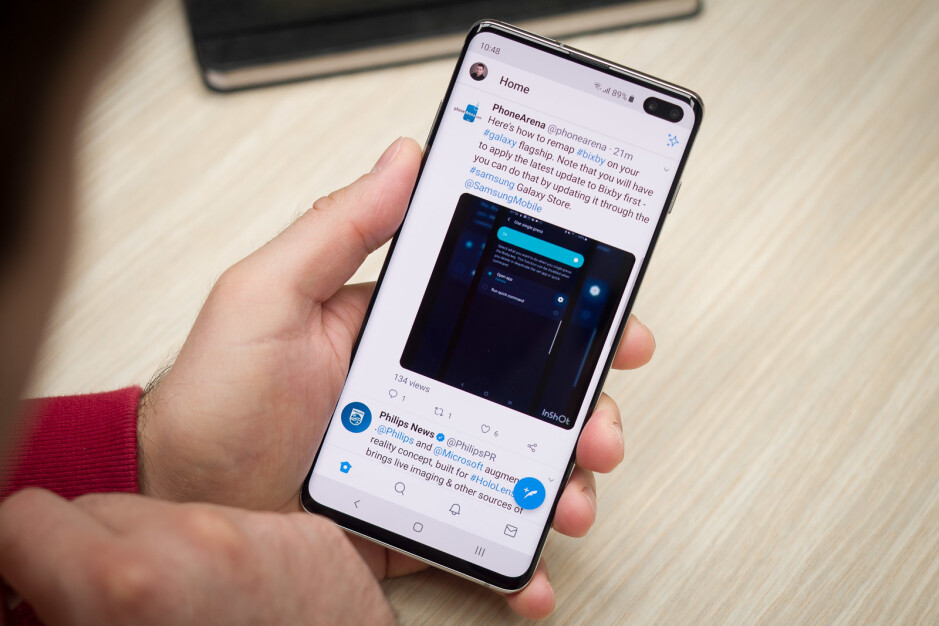The Galaxy S10+ impressed with its sleek design - Top companies reveal to us the twisty path of smartphone design