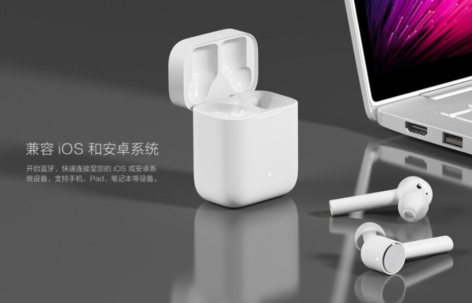 Prior to that, Xiaomi had released its own AirDots, not to be mistaken with Apple AirPods, and the infamous Xiaomi Air headphones (pictured here) - Xiaomi once again blatantly rips off Apple and this time it threatens to sue users who expose it