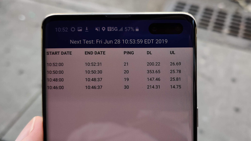 T-Mobile prides itself in the most unapologetic 5G logo - T-Mobile vs Verizon 5G download speed and coverage tests scorch the Galaxy S10 5G