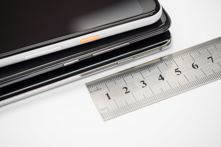 Power buttons can be all over the place - Why do phone makers let these design mistakes happen?