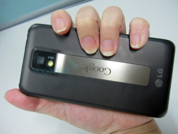 This LG handset is expected to launch early in 2011 with HD 1080p video capture