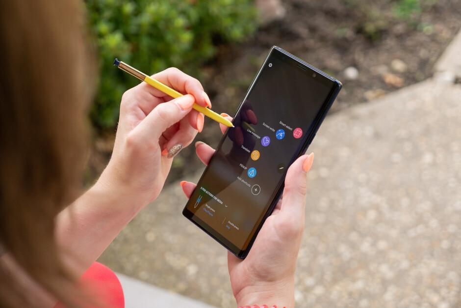 Samsung should kill the S Pen