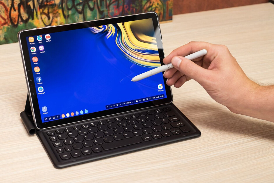 Last year's Samsung Galaxy Tab S4 - Here's every Samsung smartwatch and tablet launching later this year