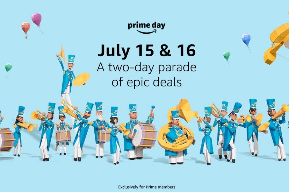 e9a74fc5b7addd Will Amazon's Prime Day parade be overshadowed by the stuff eBay has up its  sleeve?