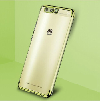 One of the very few green phones, the Huawei P10