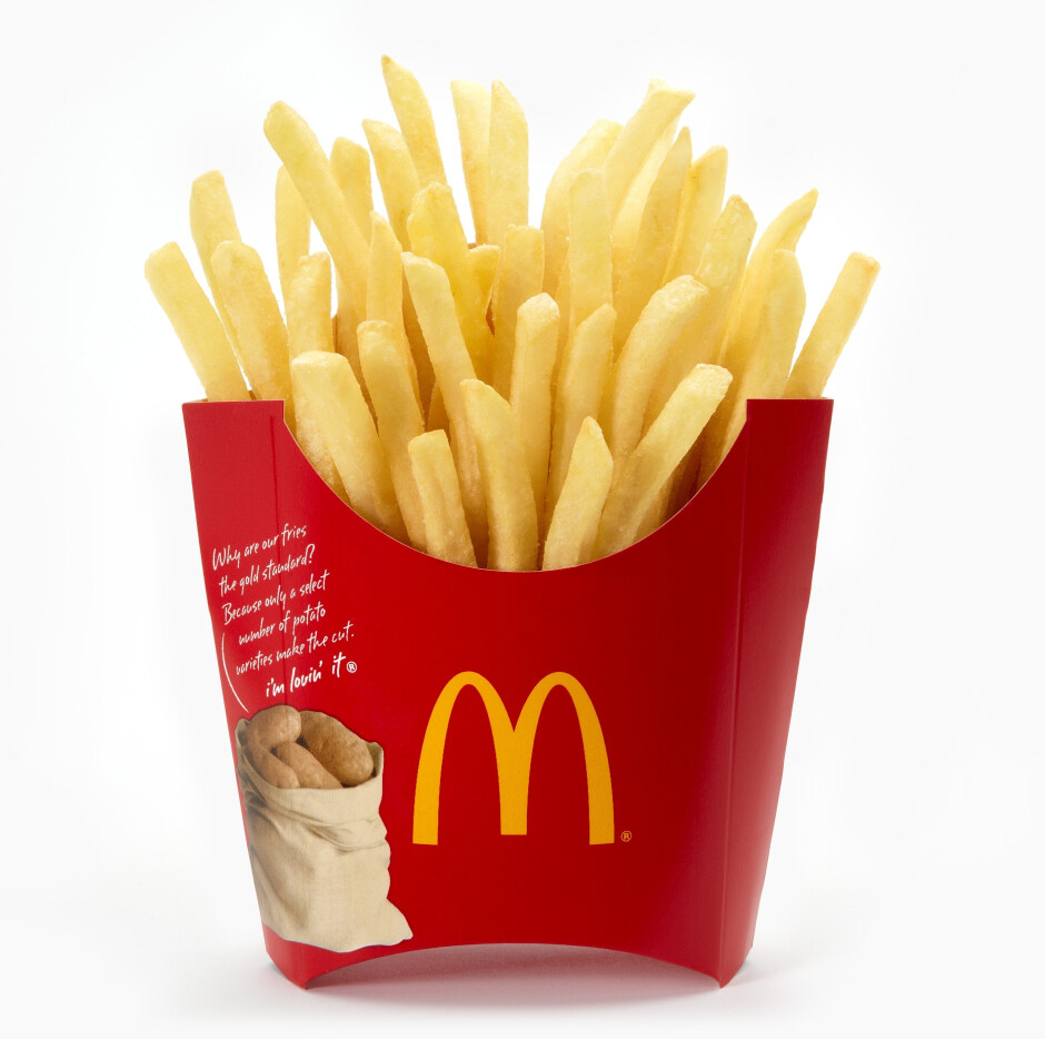 Score free McDonald's fries when you use Apple Pay - Here's how you can score free McDonald's fries just for using Apple Pay