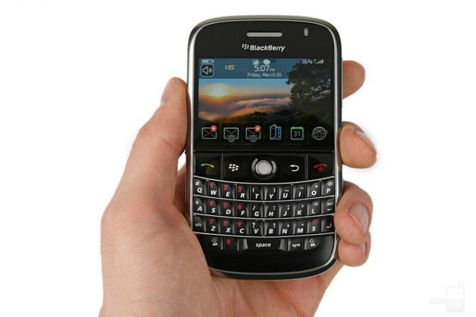 The QWERTY on the BlackBerry Bold 9000 is still the gold standard today 11 years after it was launched - Hoping for a BlackBerry Passport running on Android? The Unihertz Titan could be the next best thing