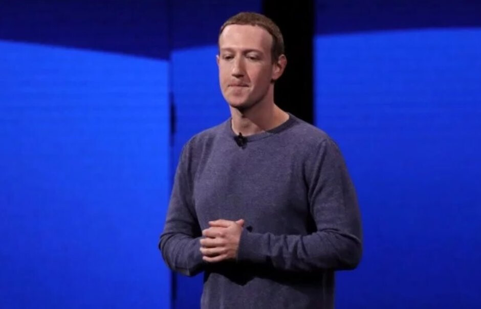Facebook founder Mark Zuckerberg - Facebook gets off easy after agreeing to pay $5 billion fine