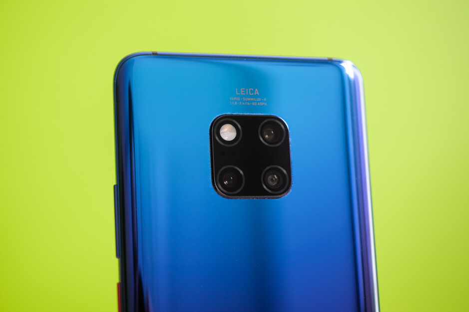 Huawei did this first - The Galaxy Note 10 & iPhone 11 are proof Huawei's an industry leader