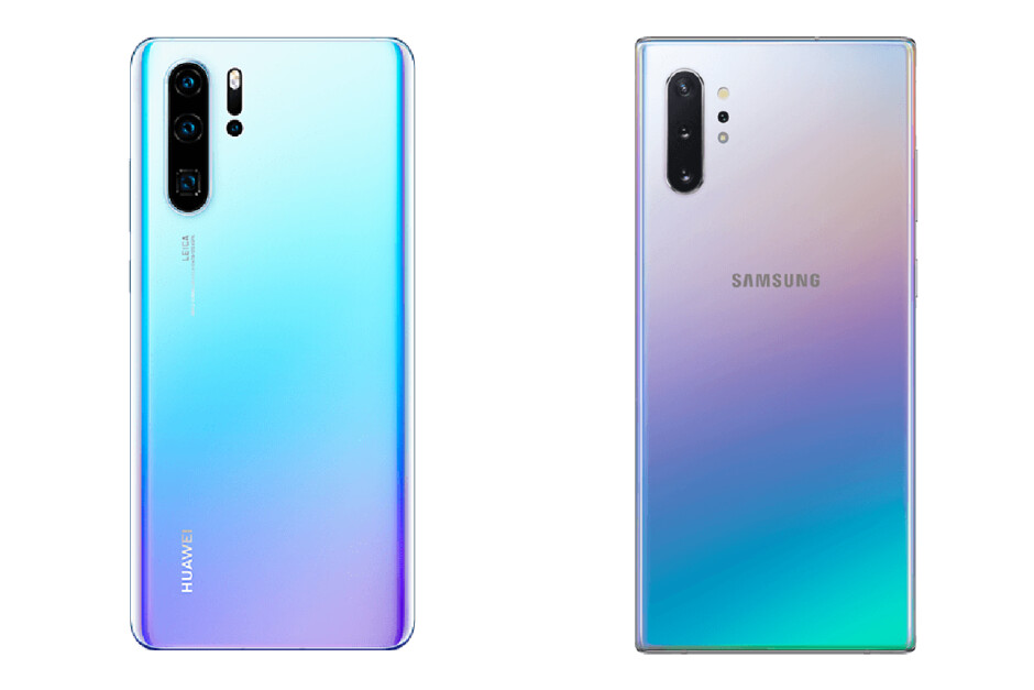 The Galaxy Note 10 & iPhone 11 are proof Huawei's an industry leader