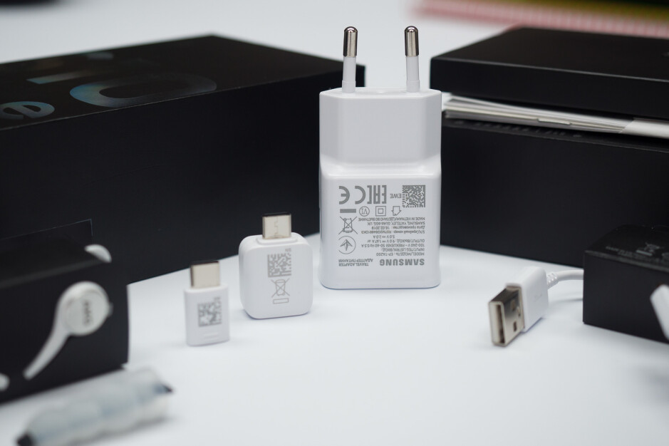 The Galaxy Note 10+'s charger will be better than the Galaxy S10's - The Galaxy Note 10+ will support 45W charging but its charger might not