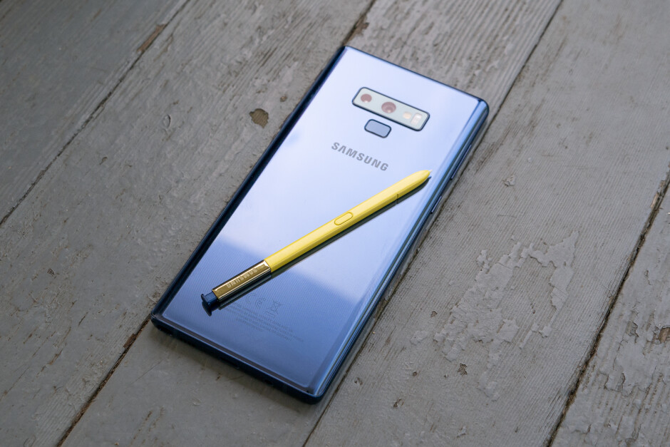 The Galaxy Note 10+ should have a bigger battery than the Galaxy Note 9 - The Galaxy Note 10+ will support 45W charging but its charger might not