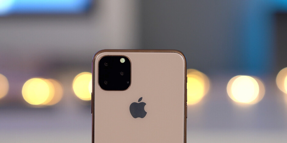 A good look at the controversial square camera module found on the back of this iPhone 11 dummy - These 2019 iPhone mockups might show us exactly what to expect from Apple in two months