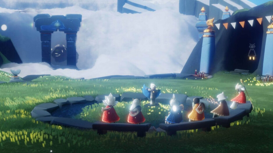 """""""Sky: Children of the Light"""" lands, promises to be the Fortnite of non-violent mobile games"""