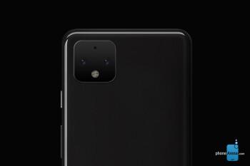 Google Pixel 4 concept render based on confirmed information - Alleged Google Pixel 4 & Pixel 4 XL specs emerge in new leak